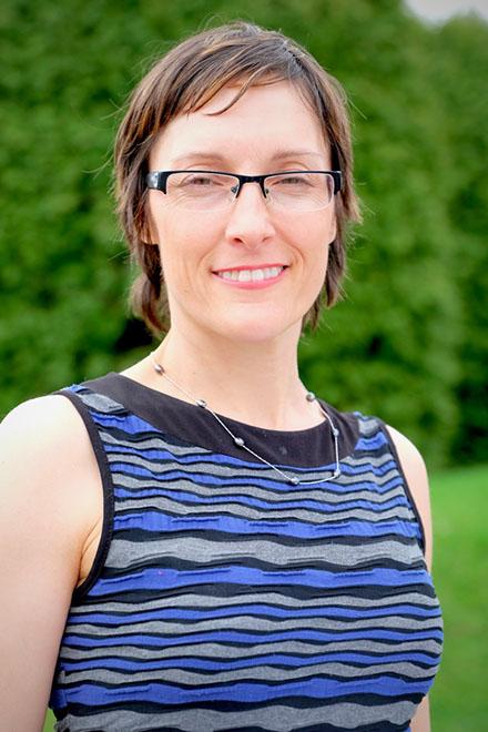 Stéphanie L'Espérance Ostéopathe